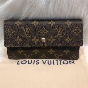 Louis Vuitton Porte Tresor Int'l Wallet #9.1N